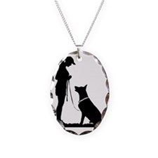 German Shepherd Obedience Necklace