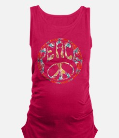 smooth peace Maternity Tank Top