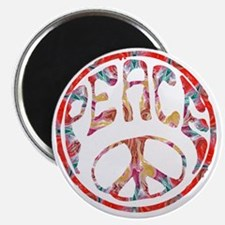 smooth peace Magnet