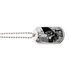 Chevy Pickup Dog Tags