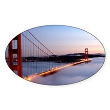 Golden Gate Bridge Decal
