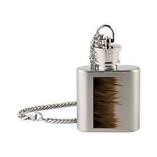 Wheat Field Flask Necklace