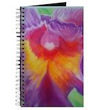 Flowers stationary Journals & Spiral Notebooks