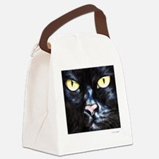 I am Night Canvas Lunch Bag