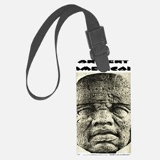 Ancient American Luggage Tag