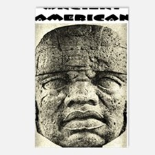 Ancient American Postcards (Package of 8)