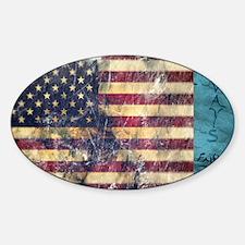 BE Patriotic Decal