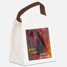 Own Your Vision Canvas Lunch Bag