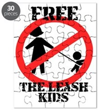 Free the leash kids Puzzle