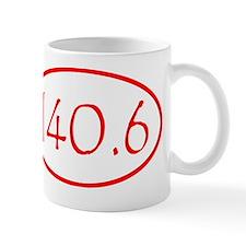 ironman shirt-red Mug