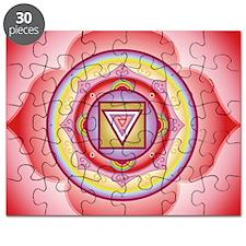 Root Chakra Puzzle