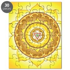 Solar Plexus Chakra Puzzle