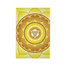 Solar Plexus Chakra Rectangle Magnet