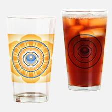 Sacral Chakra Drinking Glass
