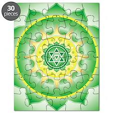 Heart Chakra Puzzle