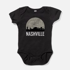 Nashville Full Moon Skyline Body Suit