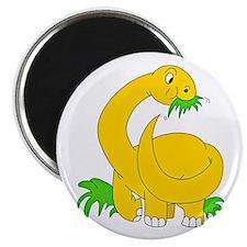 Baby Brontosaurus Dinosaur Magnet