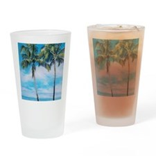 oahupuzzle Drinking Glass