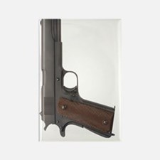 US Colt 45 Pistol Rectangle Magnet