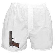 US Colt 45 Pistol Boxer Shorts