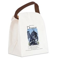 Advice from a Dragon Canvas Lunch Bag