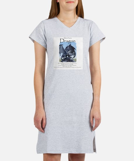 Advice from a Dragon Women's Nightshirt