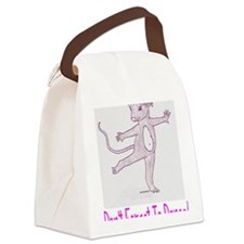 Dont  Forget To Dance Canvas Lunch Bag