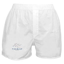 Boys Can Swim Boxer Shorts