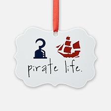 Pirate Life Ornament