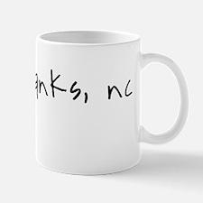 Outer Banks, NC Mug
