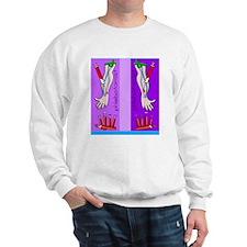 ff phlebotomist 2 Sweatshirt