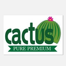 Cactus Postcards (Package of 8)
