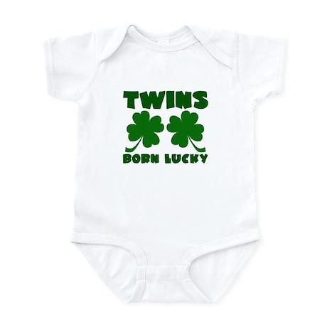 Born Lucky Infant Bodysuit