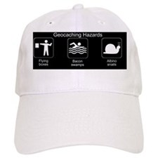Hazards bmpr stkr Baseball Cap