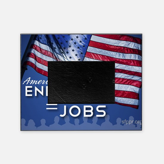 SF_AEnergyJobs_YardSignT_21x14_05231 Picture Frame