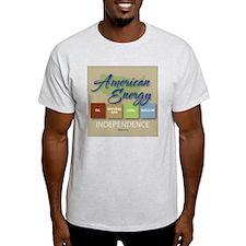 AEnergyIndep Pillow T-Shirt