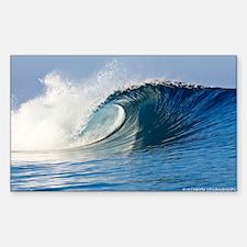 Fijian Wave Decal