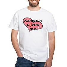 kameron loves me Shirt