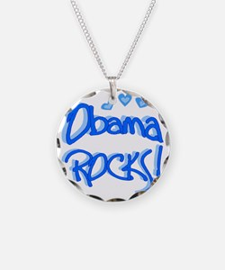 Obama Rocks Necklace