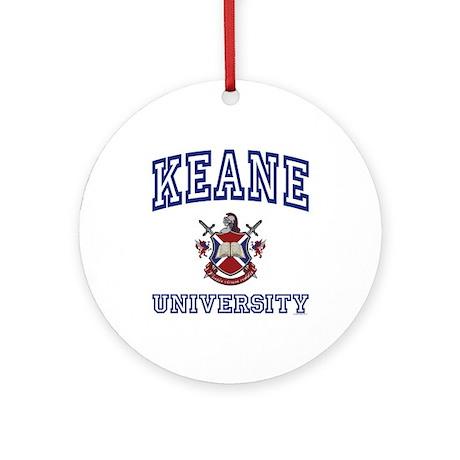 KEANE University Ornament (Round)