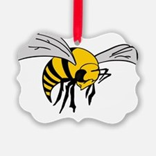 Bee logo 1 Ornament