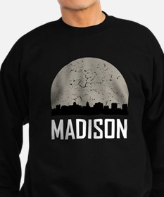 Madison Full Moon Skyline Sweatshirt