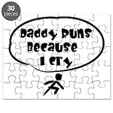 Daddy Runs Puzzle