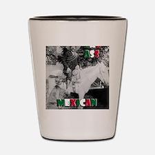 Bad Ass Mexican Shot Glass