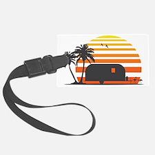 California Streamin Luggage Tag