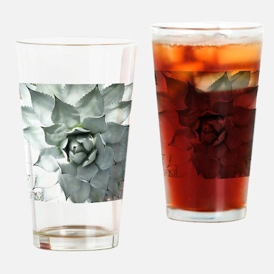 cactus Drinking Glass