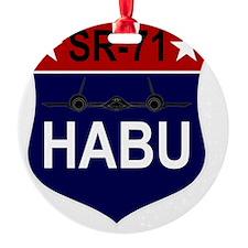 SR-71 - HABU Ornament