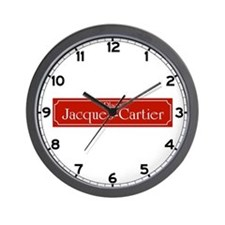 Place Jacques-Cartier, Montreal (CA) Wall Clock