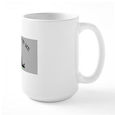 Dont Tread On Me - Grey Mug