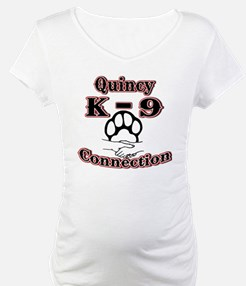 Quincy K-9 Connection Logo Shirt